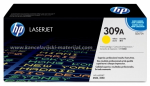 HP toner Q2672A (308A) Yellow