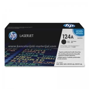 HP toner Q6000A (124A) Black