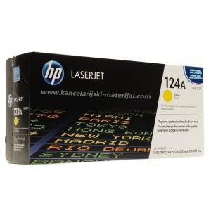 HP toner Q6002A (124A) Yellow