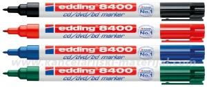 EDDING E-8400 marker za CD/DVD