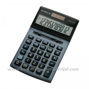 OLYMPIA LCD 4112 digitron/kalkulator sa 12 cifara