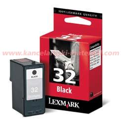 LEXMARK No.32 (18CX032E) BLACK