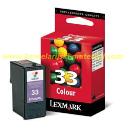 LEXMARK No.33 (18CX033E) COLOR