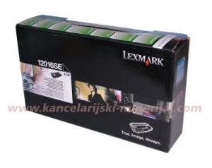 LEXMARK toner 12016SE BLACK