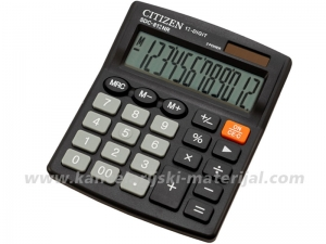CITIZEN SDC-812BN digitron/kalkulator sa 12 mesta
