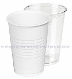ČAŠA za piće 0.18L plastična 1/100