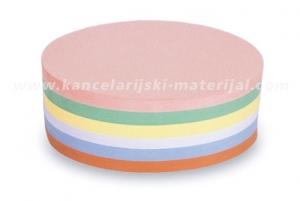 MAGNETOPLAN kartoni za moderaciju - elipsa 19x11cm 1/500