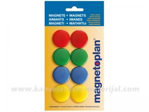 MAGNETOPLAN magneti Ø30mm 1/8 sortirani
