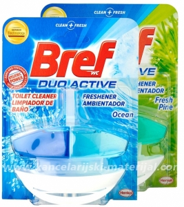 BREF DUO ACTIVE osveživač