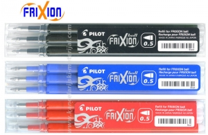 PILOT refil za FRIXION POINT gel roler 0.5mm
