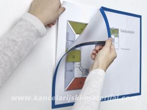 MAGNETOPLAN magnetni ram za papir A3