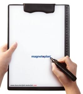 MAGNETOPLAN magnetna tabla za papir