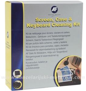 AF kliner set za ekran i plastiku