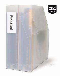 3L samolepljivi džep za označavanje 25x75mm 1/12
