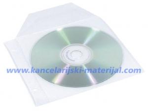Folije za CD/DVD 1/25 providne