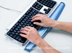 FELLOWES GEL CRYSTALS odmarač zgloba za tastaturu