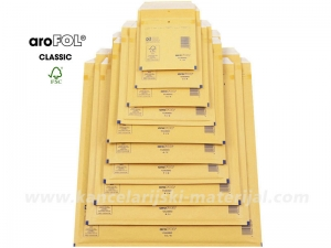 AROFOL Soft Mail No.1 koverta sa vazdušnim jastukom 100x165 (23100)