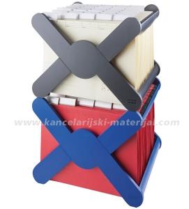 HAN X-Cross stalak za 35 visećih fascikli