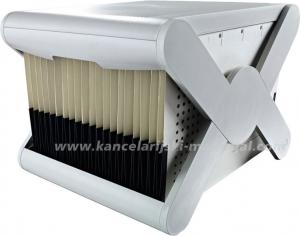 HAN X-Cross TOP stalak za 35 visećih fascikli SA POKLOPCEM