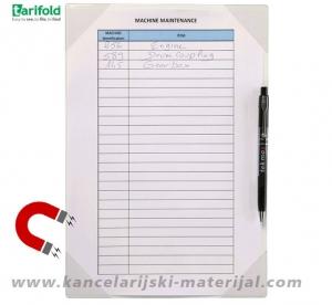 TARIFOLD magnetni otvoreni držač papira A4 1/2