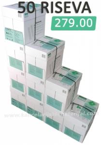 50 riseva fotokopir papira SIRIUS UNIVERSE A4 80g 500 lista
