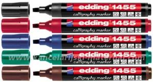 EDDING E-1455 permanentni kaligrafski marker 1-5 mm