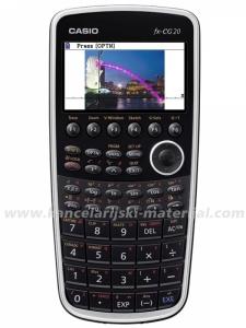 CASIO FX-CG20 matematički grafički kalkulator