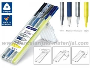 STAEDTLER TRIPLUS mobile office - set sa 4 olovke