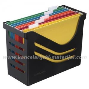 ATLANTA kutija za 15 visećih fascikli (GRATIS 5 fascikli)