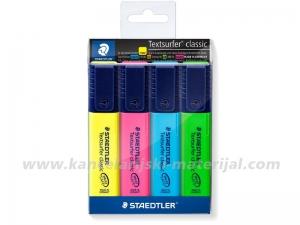STAEDTLER Textsurfer Classic 364 signir, 1/4