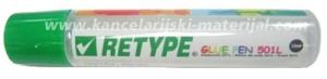 RETYPE tečni lepak u olovci 50ml