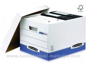 FELLOWES Bankers Box SYSTEM - STANDARD kutija za arhiviranje sa poklopcem