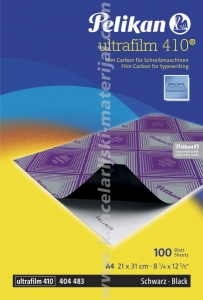 PELIKAN ULTRAFILM 410 mašinski indigo 1/100