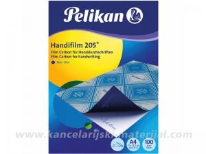 PELIKAN HANDIFILM 205 ručni indigo 1/100