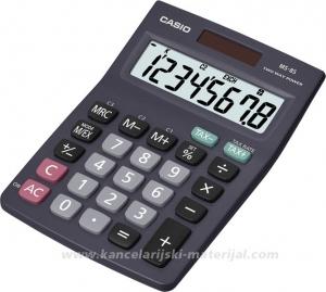 CASIO MS-8S/MS-8B  digitron sa 8 cifara