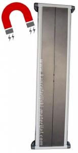 TARIFOLD zidni magnetni stalak sa zatvaračima A4