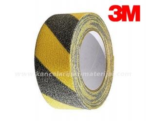 3M SCOTCH antiklizna traka 50mm x 20m žuto-crna
