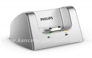 *PHILIPS Digital Pocket Memo ACC8120 DOCKING STATION