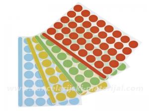 MAGNETOPLAN okrugle nalepnice za markiranje 1/1200