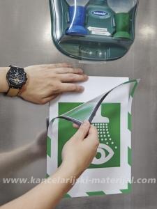 MAGNETOPLAN Safety A4 folija sa magnetnim zatvaranjem