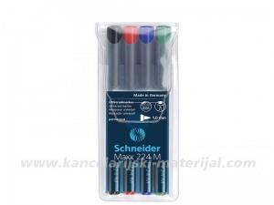 SCHNEIDER MAXX 224M OHP marker 1mm set 1/4