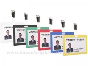 TARIFOLD samolaminirajući džep za ID kartice sa šipaljkom 104x74mm 1/25