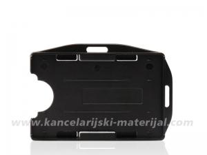 TARIFOLD otvoreni držač za 2 ID kartice 95x64mm 1/10 (200424)