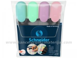SCHNEIDER Job 150 Pastel signir/tekst marker SET 1/4