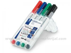 STAEDTLER Lumocolor 341 set whiteboard markera 1/4