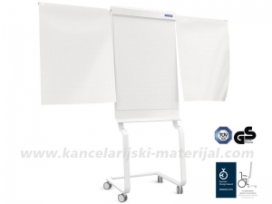 *MAGNETOPLAN DESIGN flipchart tabla EVOLUTION PLUS mobilna