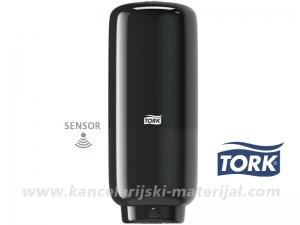 TORK S4 držač za sapun u peni sa Intuition™ senzorom - crni