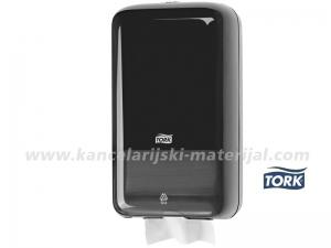 TORK T3 držač toalet papira - crni