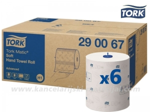 TORK H1 Matic® ubrus u rolni 1/6 - Advanced (150m)
