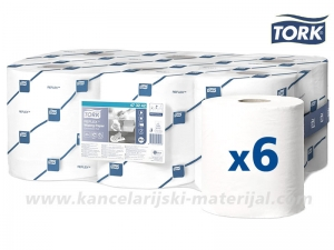 TORK M4 Reflex™ papirni ubrus u rolni 1-slojni 1/6